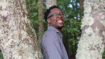 Portrait photo of NC State Goodnight Scholars Program alumnus Carl Jenkins of the class of 2017.